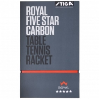 Ракетка Stiga Royal 5* Carbon 1215-2818-01