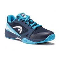 Кроссовки Head Junior Sprint 2.5 275139 Blue/Cyan