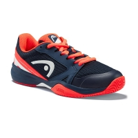 Кроссовки Head Junior Sprint 2.5 275109 Blue/Orange