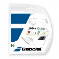Струна для тенниса Babolat 12m RPM Team 241108 Black
