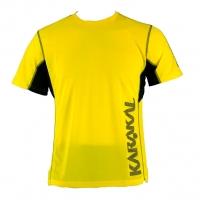 Футболка Karakal T-shirt M Pro Tour Tee KC550 Yellow