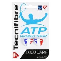 Виброгаситель Tecnifibre Logo Damp x2 53ATPLOTRN Assorted