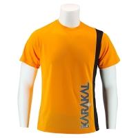 Футболка Karakal T-shirt M Club Tee KC8051 Orange/Black