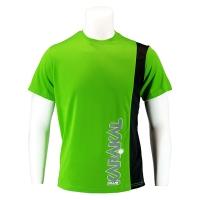 Футболка Karakal T-shirt M Club Tee KC8053 Green/Black