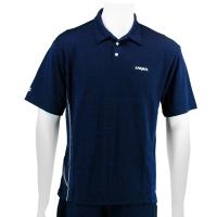 Поло Karakal Polo Shirt M Leon KC563N Dark Blue