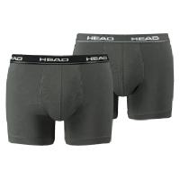 Трусы Head Trunks M Basic Boxer x2 010014 Gray