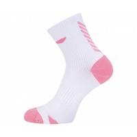 Носки спортивные Li-Ning Socks AWSP226-1 Lady White/Pink