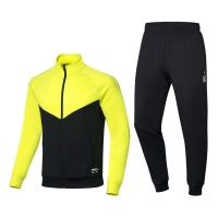 Костюм Li-Ning Sport Suit M AWEP013-2 Black/Yellow