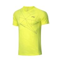 Футболка Li-Ning T-shirt M AAYP315-2 Yellow