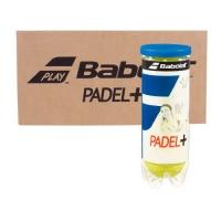 Мячи для тенниса Babolat Padel + 3b Box x72 501045