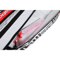 Чехол 10-12 ракеток Babolat Pure Strike 751201 White