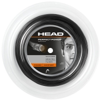Струна для сквоша Head 110m Perfect Power Squash Reel 281115 Black