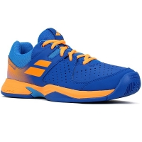 Кроссовки Babolat Junior Pulsion CUD Blue/Orange 37S18482EXP
