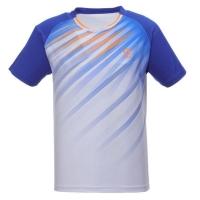 Футболка Kumpoo T-shirt M KW-0103 White/Blue