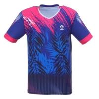 Футболка Kumpoo T-shirt M KW-0112 Blue/Red