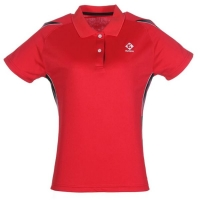 Поло Kumpoo Polo Shirt W KW-0201 Red