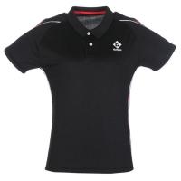 Поло Kumpoo Polo Shirt W KW-0201 Black