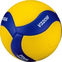 Мяч для волейбола Mikasa V320W Yellow/Blue