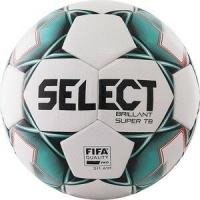 Мяч для футбола SELECT Brillant Super FIFA TB Turquoise 810316-004