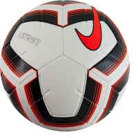 Мяч для футбола Nike Strike Team Red/Black SC3535-101