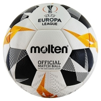 Мяч для футбола Molten F5U5003-G19 White/Orange