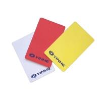 Набор судейских карточек 1907 Yinhe