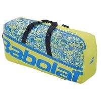 Сумка спортивная Babolat Duffle M Classic Yellow/Blue 758001