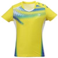 Футболка Kumpoo T-shirt W KW-0208 Yellow