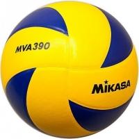 Мяч для волейбола Mikasa MVA390 Blue/Yellow
