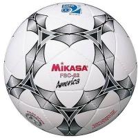 Мяч для минифутбола Mikasa FSC-62 America White/Silver