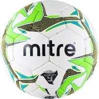 Мяч для минифутбола MITRE Futsal Nebula White/Green BB1350WBG