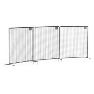 Защитный барьер для футбольных ворот 9m EXIT Toys 80079
