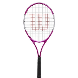 Ракетка детская Wilson Junior 21 Ultra Pink WR028010U