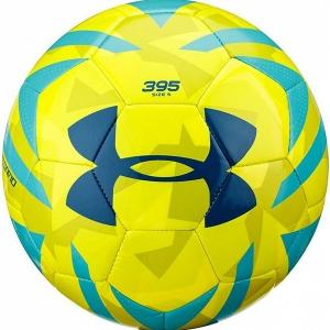 Мяч для футбола Under Armour Desafio 395 Yellow/Cyan 1297242-159