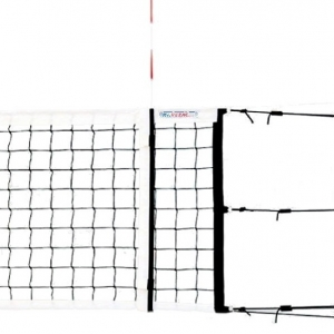 Сетка для волейбола KV.REZAC Official 9.5m 3mm 15075130