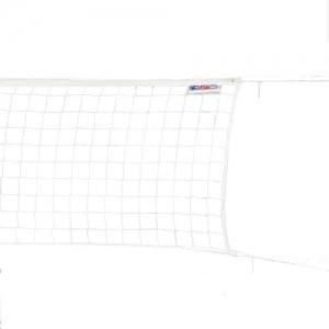 Сетка для волейбола KV.REZAC Training 2mm White 15935096