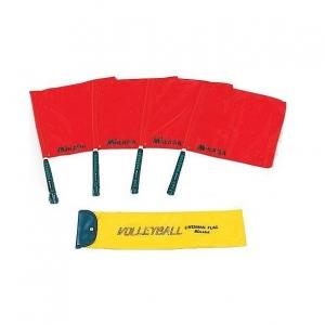 Флаги судейские для волейбола x4 Mikasa BA-17