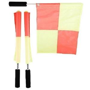 Флаги для боковых судей x2 TORRES SS1031