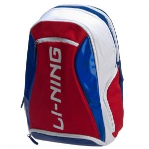 Рюкзак Li-Ning ABSQ088-3 White/Blue/Red