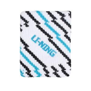Напульсник Li-Ning Wristband White/Black AHWP052-3