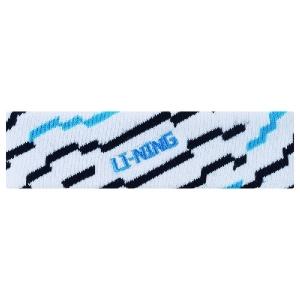 Повязка Li-Ning Headband White AQAP056-3