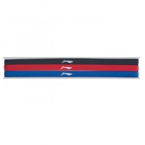 Повязка Li-Ning Headband Set x3 Мulticolor AQAP112-1