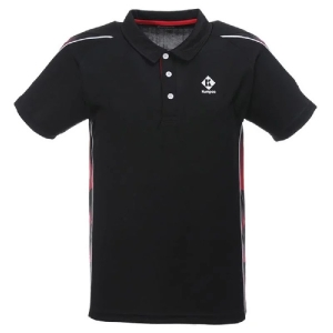 Поло Kumpoo Polo Shirt M KW-0101 Black