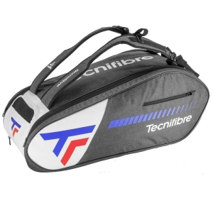 Чехол 7-9 ракеток Tecnifibre Team Icon 9R Gray/White