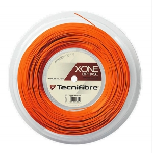 Струна для сквоша Tecnifibre 200m X-One Biphase Orange