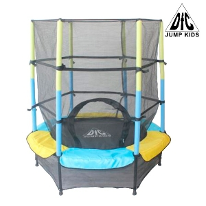 Батут DFC JUMP KIDS 55 Yellow/Blue 55INCH-JD-YB