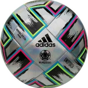 Мяч для футбола Adidas Uniforia Training Silver FH7353