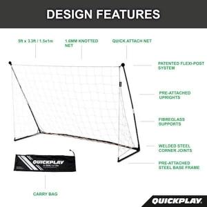 Ворота игровые Junior Goal 1.5x1m Quickplay QJG1X15
