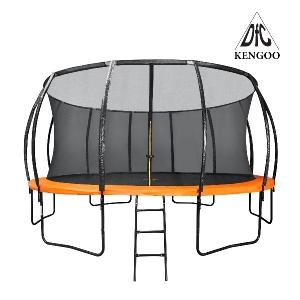 Батут DFC KENGOO II 16ft Orange/Black 16FT-BAS-BO