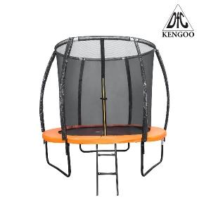 Батут DFC KENGOO II 8ft Orange/Black 8FT-BAS-BO